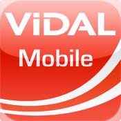 les applications mobiles bien utiles pour les étudiants en médecine (externe et interne) Vidal-mobile